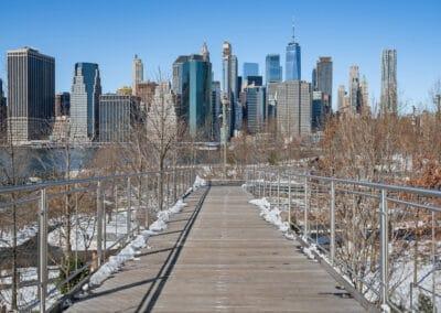 Squibb Bridge i New York
