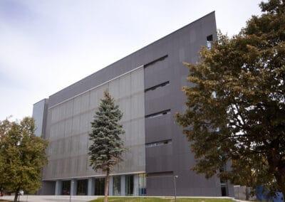 Mellanväggar och jalusier, KUL – University Lublin