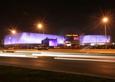 Luminät, Nowy Świat Shopping Center