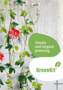 Flyer Broschyrer Brochures GreenKit Jakob Rope Systems