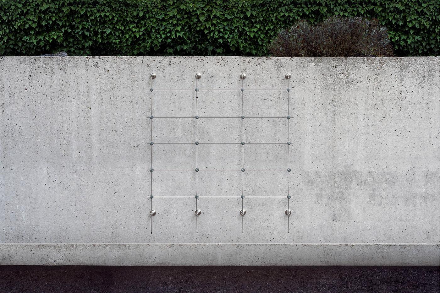 Jakob Rope systems GreenKit spalje för klängande växter och klätterväxter