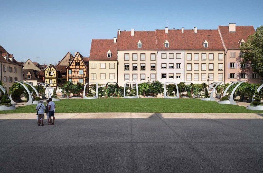 Ett kloster av grönska och lugn