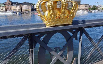 Säkerhet på Skeppsholmsbron med Webnet