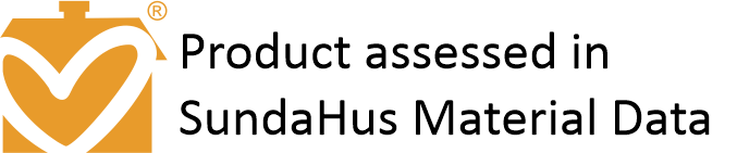 Sundahus material data Assessment logo