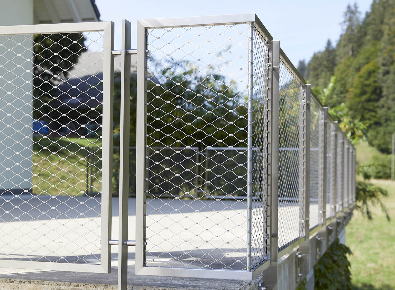 Jakob Rope Systems ModularRailing system