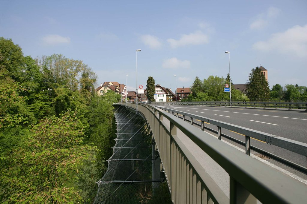 Rotbach bridge brosäkerhet