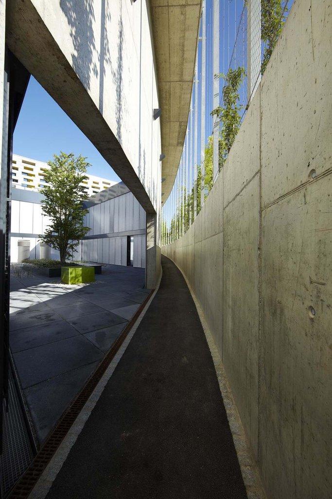 Jakob GreenSolution som blir en grön fasad